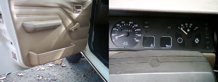 essence tableau de bord voiture
